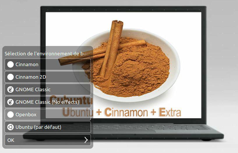 Cubuntu + LXDE OPENBOX