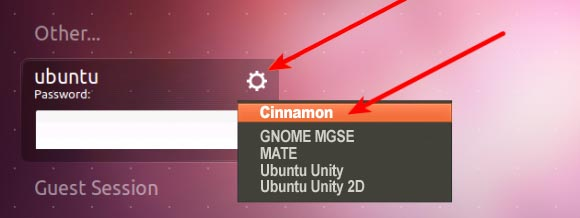 Cubuntu ubuntu ultimate avec cinnamon et gnome